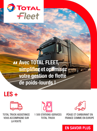 Offre transporteurs total
