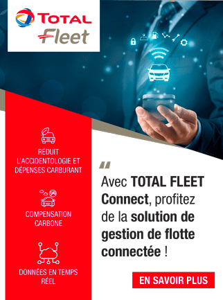 Telematique avec Total Fleet