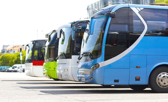 Bus couleurs