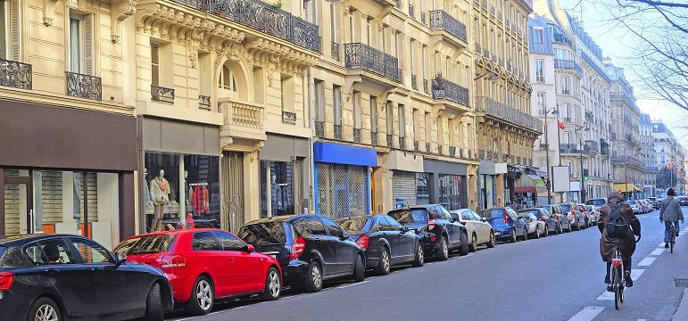 Paris stationnement