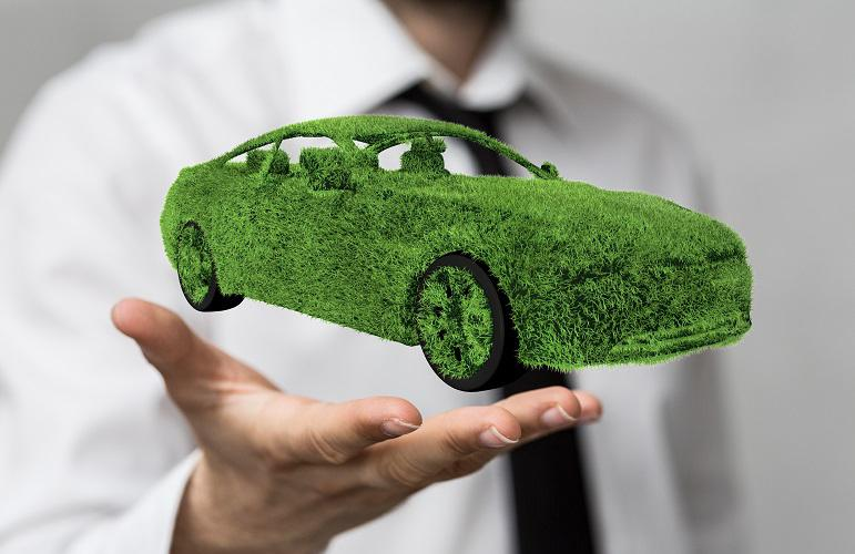 voiture verte