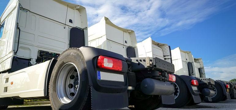 Truck poids lourds