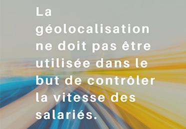 Geolocalisation des collaborateurs