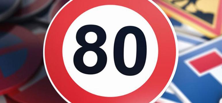 visuel30 80kmh bilan amendes infractions