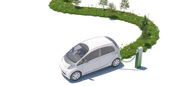 Voiture électrique respectueuse de l'environnement